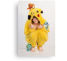 Pikachu!! Canvas Print