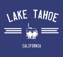 Lake Tahoe California by whereables