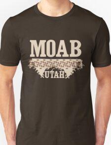 Moab Utah Mountain Biking T-Shirt