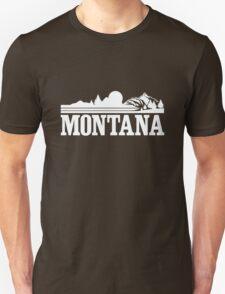 Montana Mountains T-Shirt