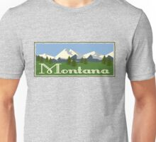 Beautiful Montana Unisex T-Shirt