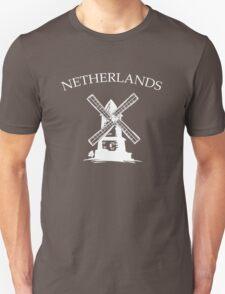 Netherlands Windmills T-Shirt