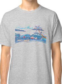 Newport Beach Scene Classic T-Shirt