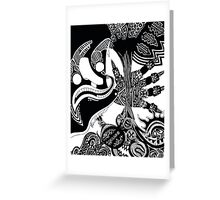 Father Nature  Greeting Card