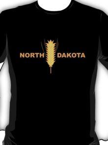 North Dakota Wheat T-Shirt
