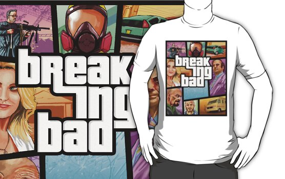 Breaking Bad: GTA (Clean) by Messypandas