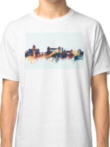 Rome Italy Skyline Classic T-Shirt