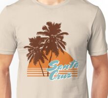 Santa Cruz California Unisex T-Shirt
