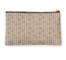 Barbed Wire & Roses Studio Pouch