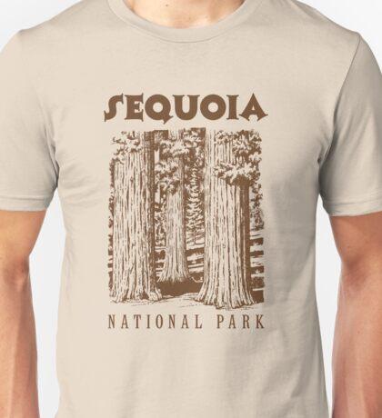 Sequoia National Park Unisex T-Shirt
