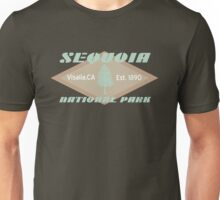 Sequoia National Park. Visalia Ca Unisex T-Shirt