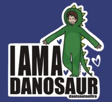 I AM A DANOSAUR by Adele Mayr