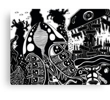 Above & Overseas Canvas Print