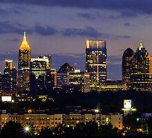Twilight Atlanta by charlie mcanulty