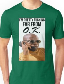 Far From O.K. Unisex T-Shirt