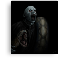Harry Potter - Lord Voldemort Canvas Print
