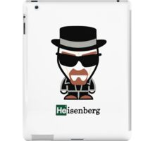 heisenberg breaking bad walter white drawing iPad Case/Skin