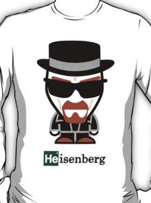 heisenberg breaking bad walter white drawing T-Shirt