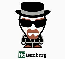 heisenberg breaking bad walter white drawing Unisex T-Shirt