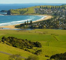 Gerringong by Terry Everson