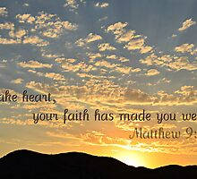 """""""Your Faith Has Made You Well"""" by 4TheGlryOfGod"""