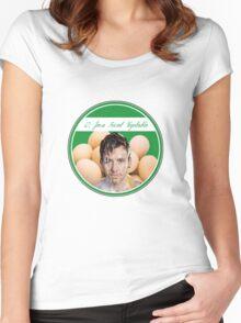 Danny Jones' Finest Vegetables Women's Fitted Scoop T-Shirt