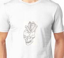 Skull crystal no.1 Unisex T-Shirt