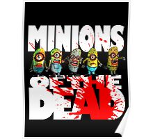 zombie minions of the dead Poster