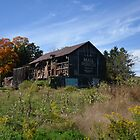 Pennsylvania Barn by BearheartFoto