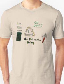 Mia - Recycling T Unisex T-Shirt