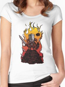 Dragon Crasher Women's Fitted Scoop T-Shirt