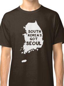 South Korea's Got Seoul Classic T-Shirt