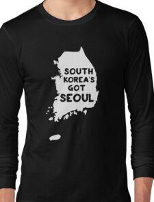 South Korea's Got Seoul Long Sleeve T-Shirt