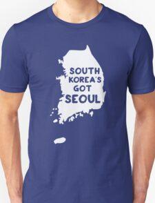 South Korea's Got Seoul T-Shirt
