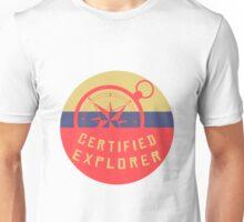 Certified Explorer Unisex T-Shirt