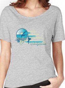 Surf California Women's Relaxed Fit T-Shirt