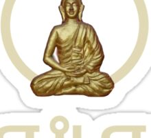 Thailand Buddhist Sticker