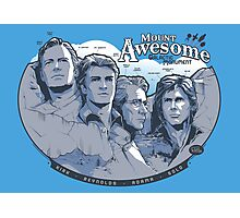 Mt. Awesome Photographic Print