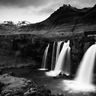 Iceland in B&W by Luka Skracic