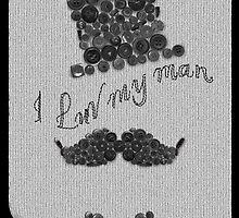 I Luv My Man by Monartcanadian