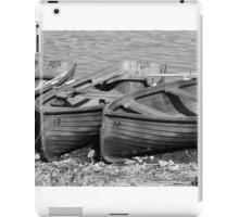 Boating anybody? iPad Case/Skin