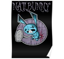 johnny the homicidal maniac nail bunny jthm Poster