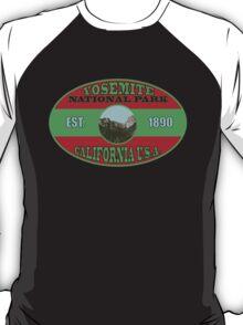 Yosemite Park T-Shirt