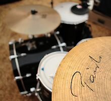 The cymbal things in life. by FinerPhoto