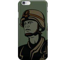 soldier iPhone Case/Skin