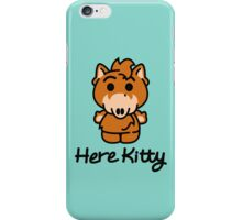 Here Kitty iPhone Case/Skin