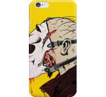 Mask Zombie v. II iPhone Case/Skin