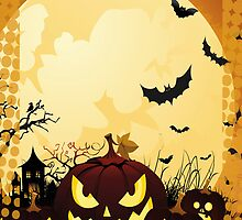 Alit Pumpkins Gone Batty by SummerMiko