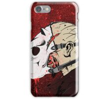 Mask Zombie v. III iPhone Case/Skin