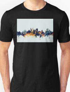 Cambridge England Skyline Unisex T-Shirt